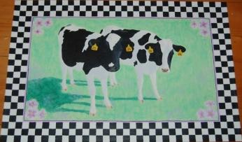 Heifers #25 and #26